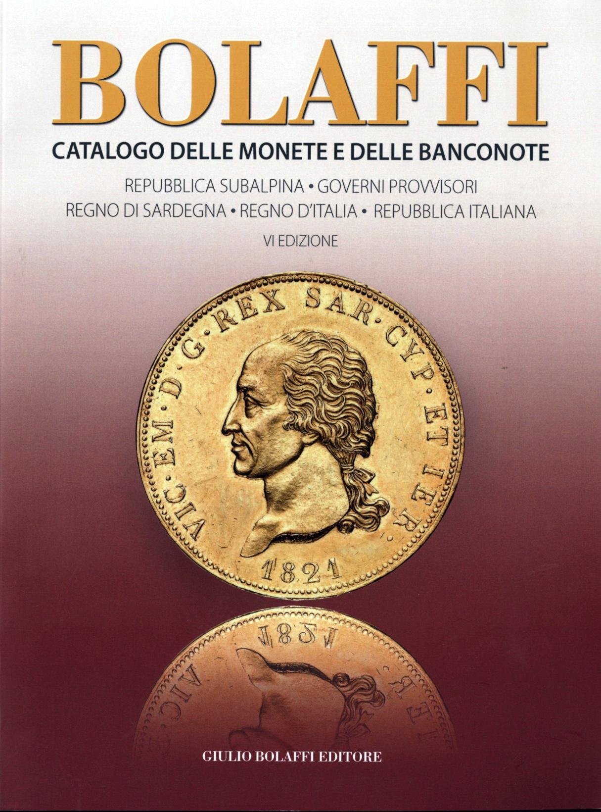 3a6c9713fd Catalogo delle monete e delle banconote d'Italia Scopri di più